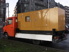 220 kVA aggregátor